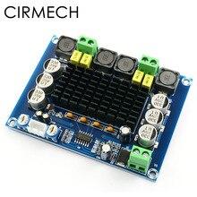 CIRMECH TPA3116D2 amplificateurs numériques élevés TPA3116 carte amplificateur de puissance Audio stéréo double canal pour haut parleurs stéréo Out 120 W * 2