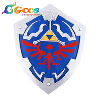 CGCOS Fress Shipping Cos Cosplay Props The Legend of Zelda Shield Halloween