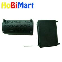 50 ピース 1200 ボルト 0.33 uf 0.3 uf MKP 電磁調理器 · コンデンサ容量修理アクセサリー高電圧コンデンサ送料無料 # LS347