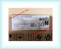 DVP plc DVP16ES200T ES2 Series 100 240VAC 8DI 8DO Transistor output DELTA PLC New