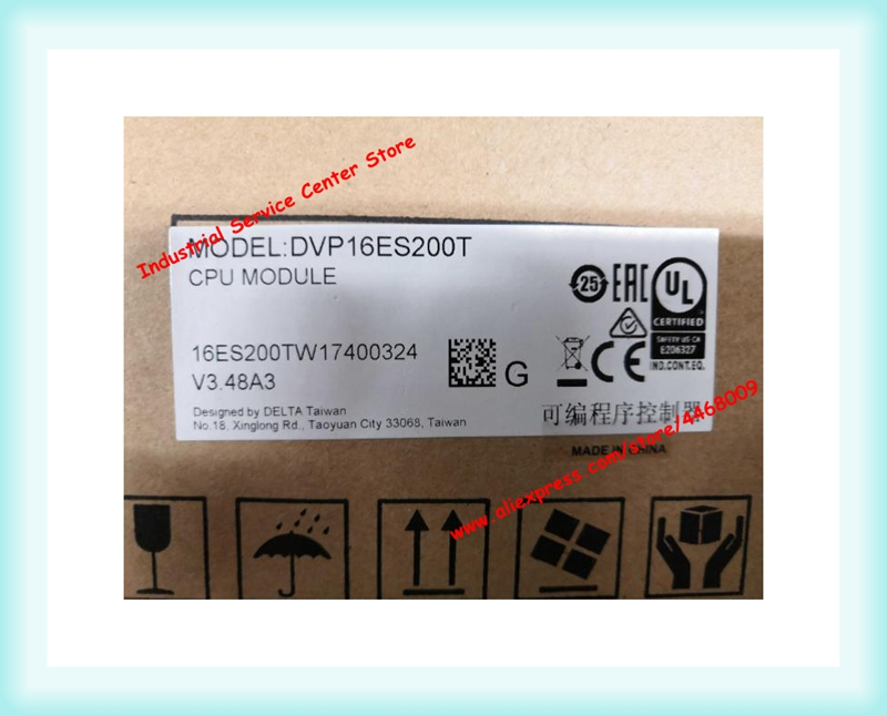Dvp Dvp16es200t Es2 Series 100-240vac 8di 8do Plc New In Box In Stock Power Tool Accessories Hand & Power Tool Accessories