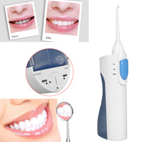 Dental Portable Hygiene Floss Dental water flosser Jet Cleaning Tooth Mouth Denture Cleaner Irrigator Of Oral