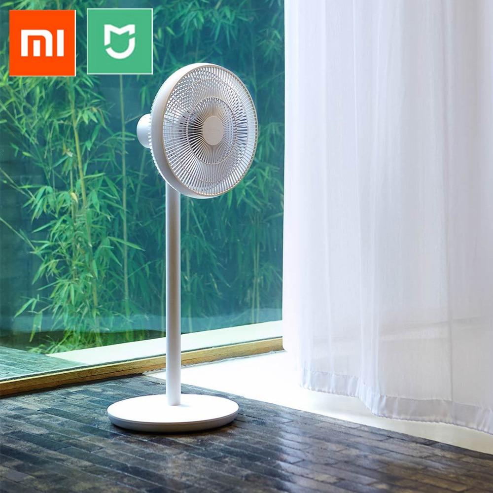 Xiaomi Smartmi Maison Sans Fil Intelligent Naturel Vent DC Fréquence Ventilateur sur Pied 100 la Vitesse Du Vent Réglable MIJIA APP Contrôle