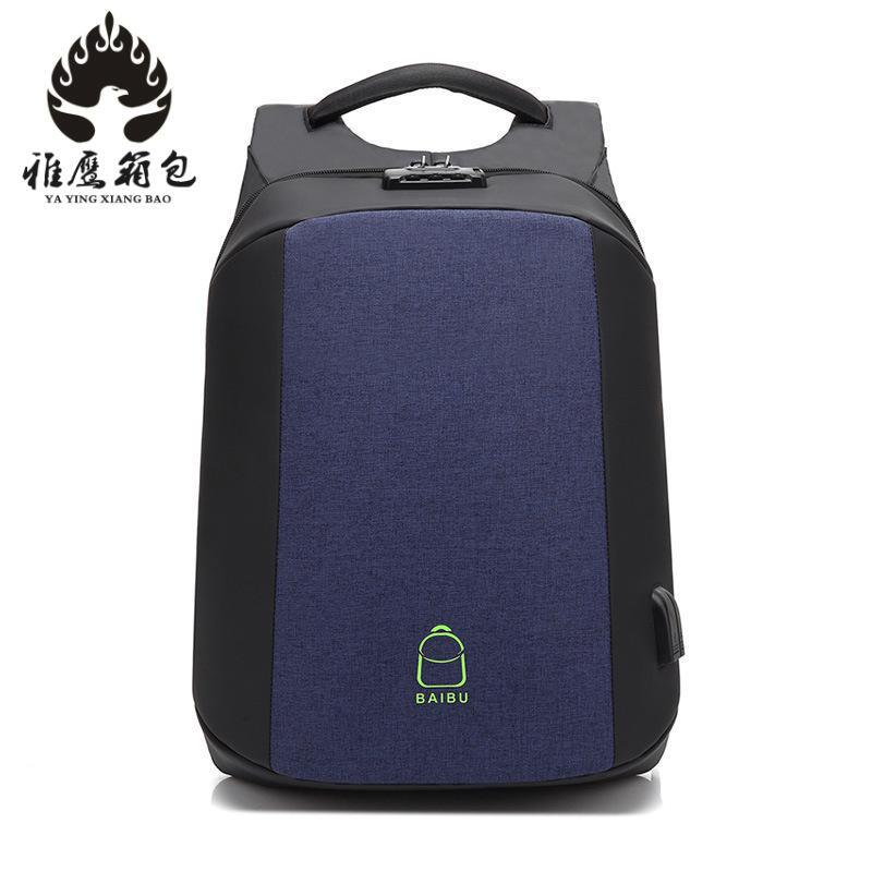 Anti Theft Backpack Multifunction Usb Charge Men Laptop Backpacks School Bags Mochila Leisure Travel Backpack чайник электрический vitek vt 1129 tr