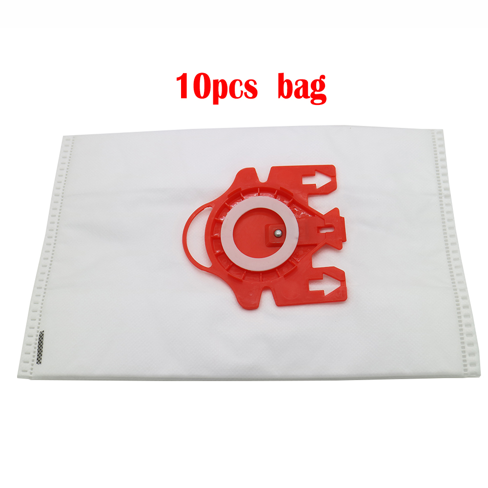 Vacuum Cleaner DUST BAGS 10Pcs/Lot For MIELE FJM C1 & C2 Synthetic Type Hoover Hepa