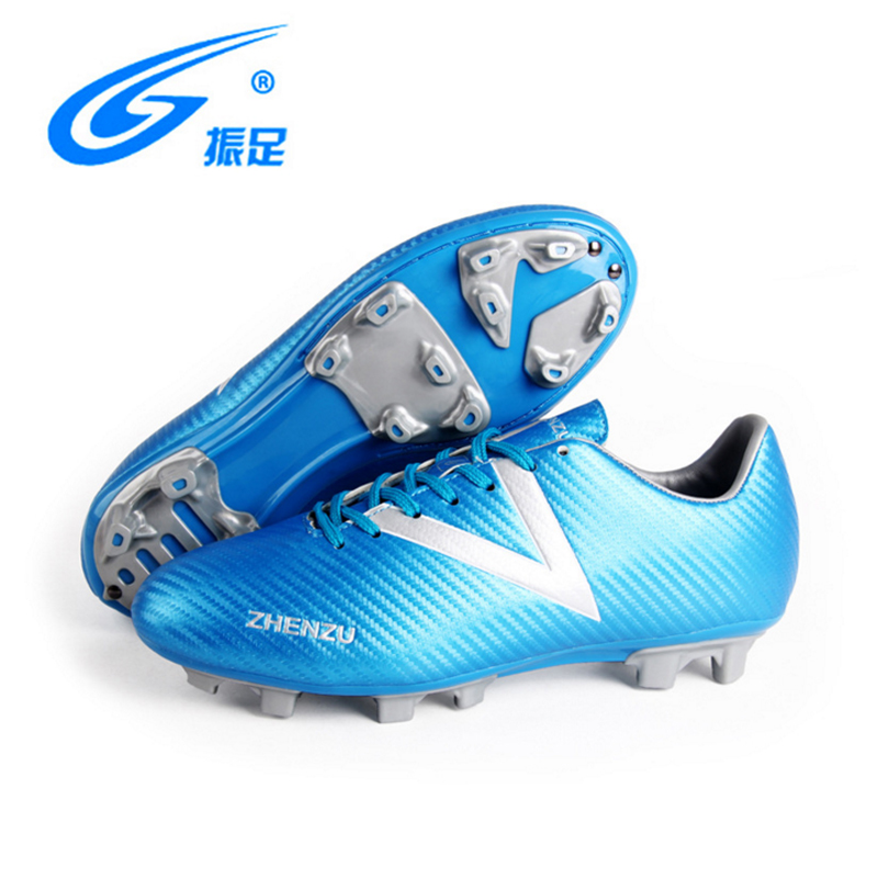 FG Soccer Shoes For Men Football Team Sneakers Professional Anti Slip Grass Soccer Shoes Soccer Football Training Exercise Shoes