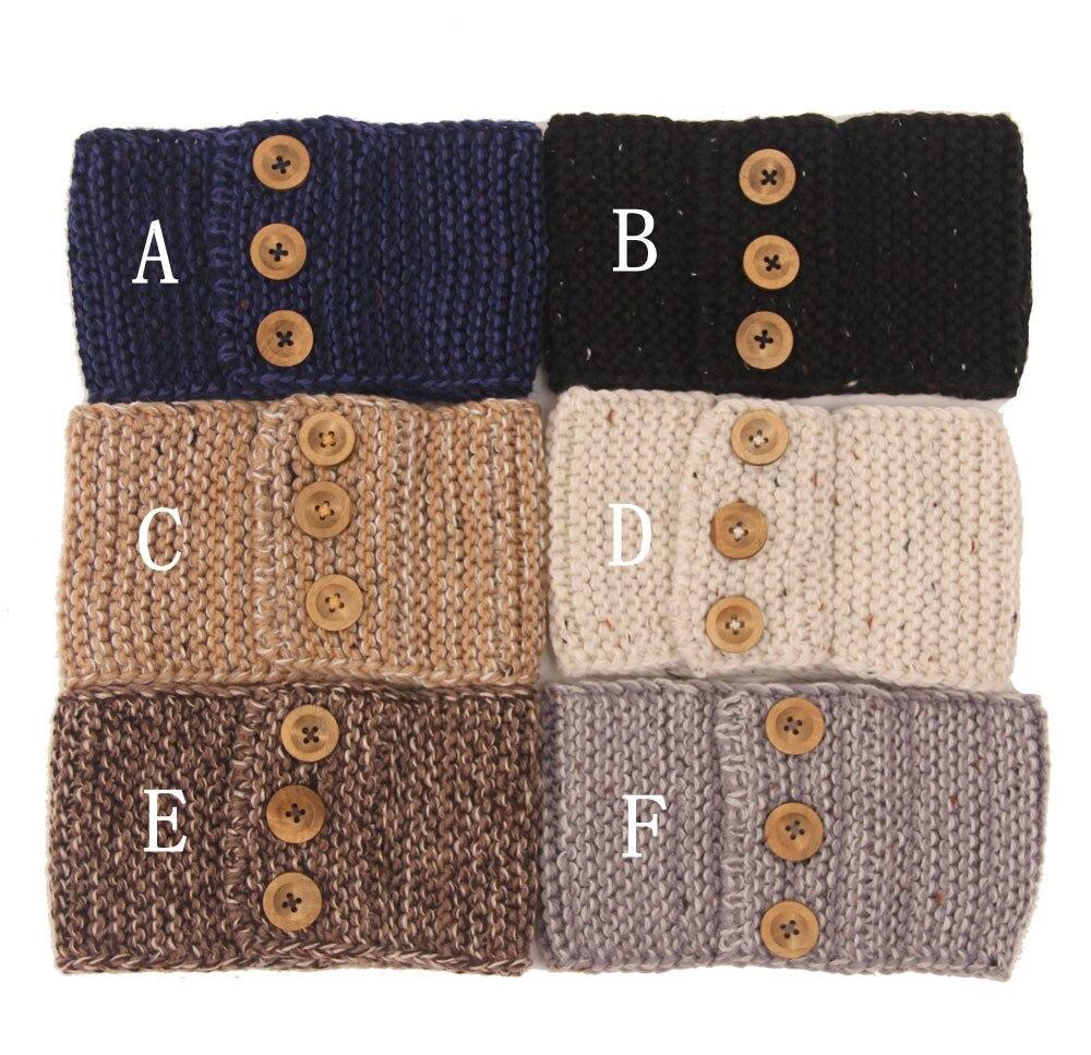 Großhandel Frauen Stirnband Häkeln Winter Stirnband für Frauen Ohr ...