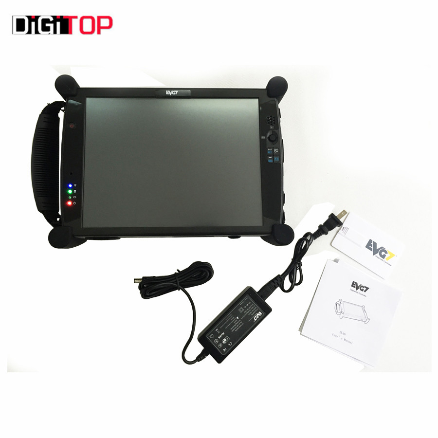 EVG7 DL46/HDD500GB/DDR2GB Diagnostic Controller Tablet PC EVG7 DL46 Controller Black/White
