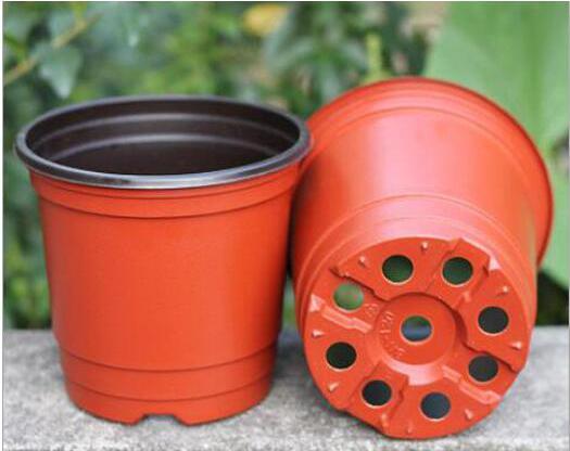 Bloempot Met Licht : Groothandel bloempotten mini bloempot tuin unbreakable plastic