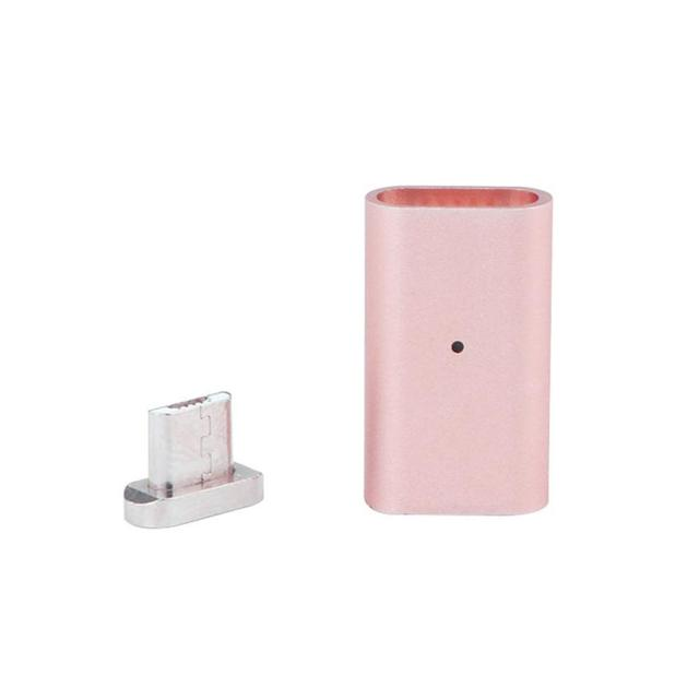Binmer Superior Quality Hot Micro USB Magnetic Adapter Charger Cable Metal Plug For Android NOV01