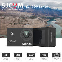 Original SJCAM SJ4000 Series WIFI 1080P 2.0 LCD 4K Full HD action camera Waterproof Sport Camera Sport DV Camera