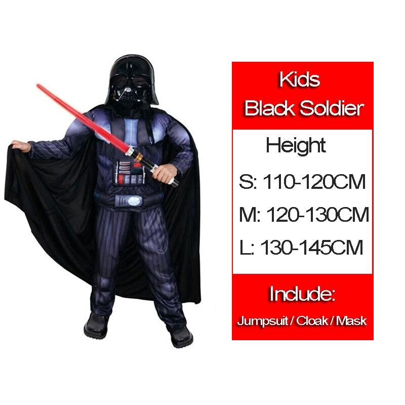 15 Black soldier
