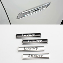 2 шт./компл. Роскошный Металлический 3d-логотип, автобрызговик, эмблема задней двери, знак, наклейка для BMW E36/E30/E34/E39/E46/E60/E90/F10