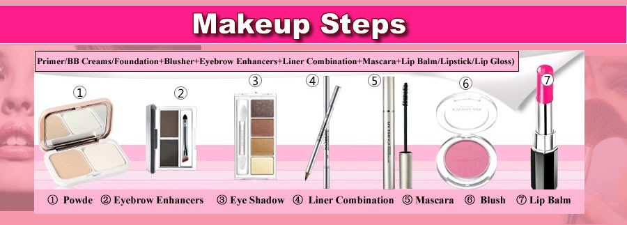 Makeup Steps 2