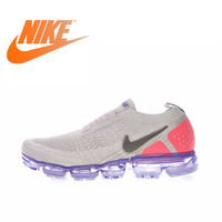 Original Authentic NIKE AIR VAPORMAX FK MOC 2 Men's Running Shoe Sneakers Sport Outdoor Designer Quality 2019 New Arrival AH7006