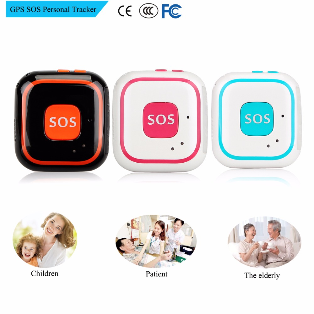 Hospital SOS GPS Locator Tracker System Two-way Talk Real Time Tracking For Kids Elderly Patient Emergency Call Button F3361 цена