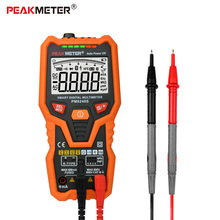 DC/AC Smart Auto Range Digital Multimeter NCV Frequency Temperature Capacitance Tester NCV Frequency Backlight Temperature fluke 101 auto range digital multimeter for ac dc voltage resistance capacitance and frequency measurement