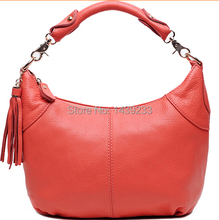 2014 winter fashion shoulder  bags leather handbags in antique style design