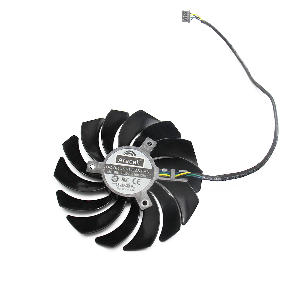 Image 5 - 95MM PLD10010B12HH  RTX2070 X 8G Cooler Fan For MSI RTX 2070 GAMING Z Card FanFans
