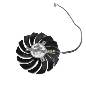 Image 5 - 95MM PLD10010B12HH  RTX2070 X 8G Cooler Fan For MSI RTX 2070 GAMING Z Card Fan