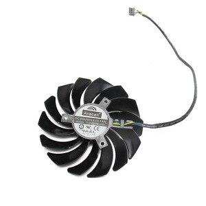 Image 5 - 95MM PLD10010B12HH RTX2070 X 8G Cooler מאוורר עבור MSI RTX 2070 משחקים Z כרטיס מאוורר