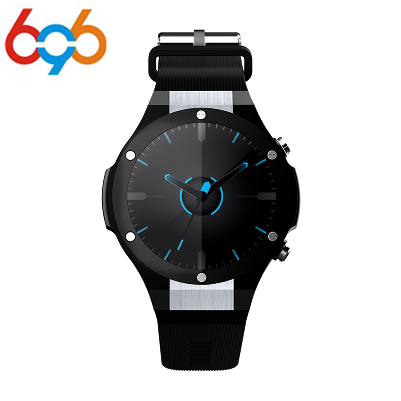696 Newest Android 5.1 MTK6580 1GB 16GB Smart Watch Clock H2 With 3G GPS Wifi 5MP Camera Smartwatch For Android iOS iPhone цена