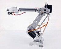 6 DOF Mechanical Arm Manipulator Industrial Robot Model Six axis Robot Manipulator Roboitc Arm Robot DIY RC Toy