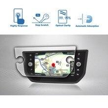 RUIYA écran protctor pour siège Arona Siège Médias Système Plus 8 pouces navigation tactile affichage, 9 H en verre trempé de protection film