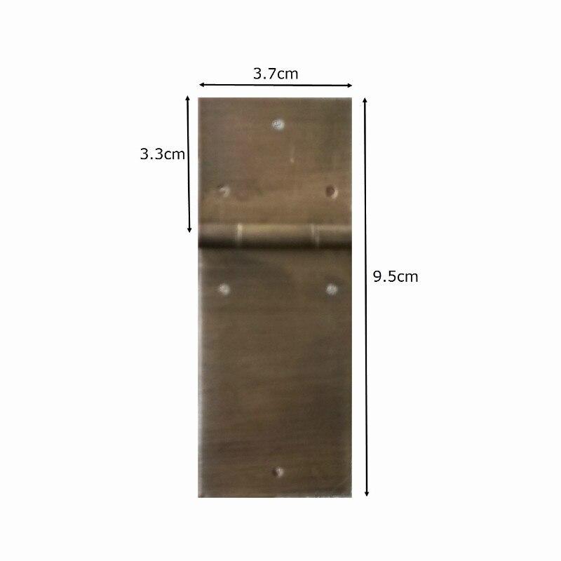 5f41469a2c Muebles antiguos chinos accesorios de cobre cobre bisagra puerta  bisagra Piel batido Cobre bisagra decoración del acuario