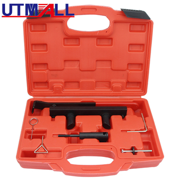 T10252 Auto Tool Set Petrol Engines Timing Tool Set for Audi Vw  2.0 Fsi 18pcs engine injector puller removal installer tool set for vag audi vw fsi petrol