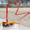 2016 последние металлический сплав грузовик модели Kaidi Вэй 1:55, бетононасос модели автомобилей Игрушки для детей старше 3 лет