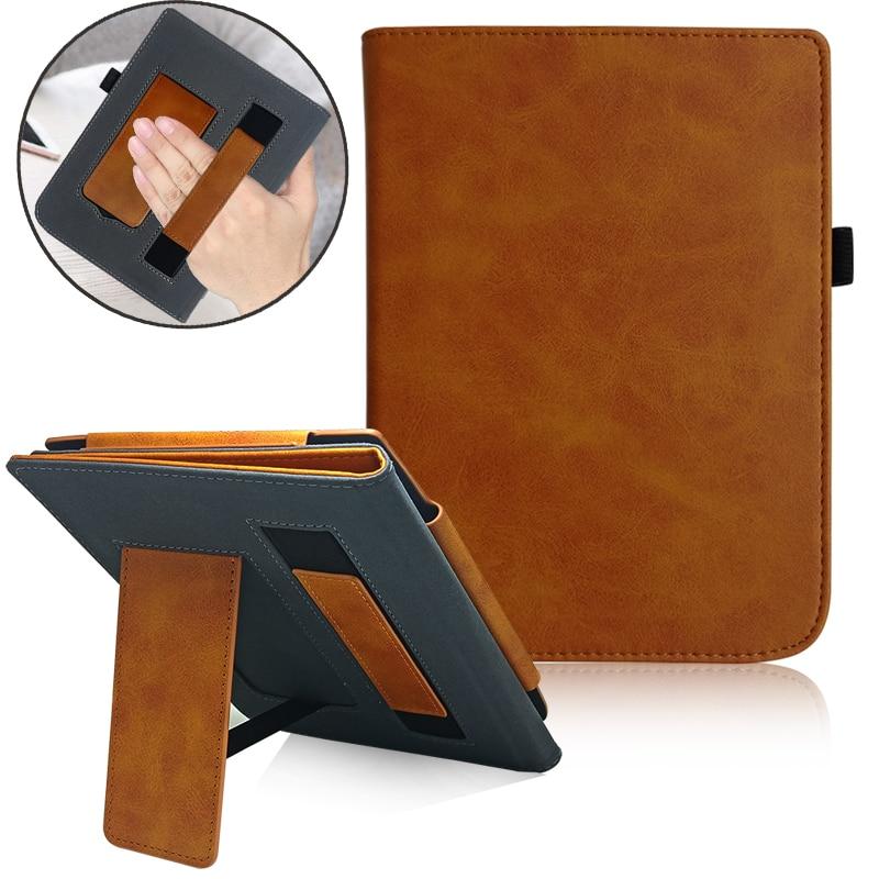 Auto Sleep/Wake Case For Pocketbook 740 PB740 7.8 Inch Ereader Handheld Bracket Portable Pocketbook Incpad 3 Magnetic Cover