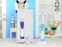 Гигиена полости рта Dental Care Электрическая Зубная Щетка Аккумуляторная Электрическая Зубная Щетка Глубокие и Чистые для Взрослых Зубов Отбеливание TB-1029