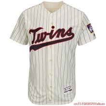 ... MLB Mens Minnesota Twins Joe Mauer Baseball Alternate IvoryNavy Flex  Base Authentic Collection Player Jersey Mens Majestic Minnesota Twins 7 ... 448b7559e