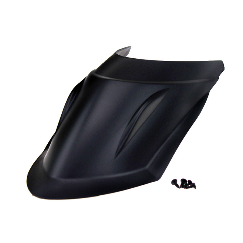 For BMW R1200GS LC 2013-2016 R1200 GS LC Adventure 2014 2015 2016 Motorcycle Front Mudguard Fender Rear Extender Extension motorcycle rear fender wheel hugger mudguard splash guard for bmw r1200gs lc adventure 2013 2016 15 14 black