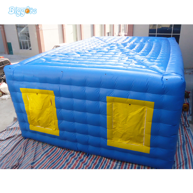 Inflatable Tent With Windows Tent inflatable For Party Event Tent personal activity inflatable mobile pub tent for family party use