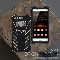 For huawei P9 case Original R just Armor Heavy Metal Aluminum THOR IRONMAN protect Batman cool 3D phone shell case cover for P9