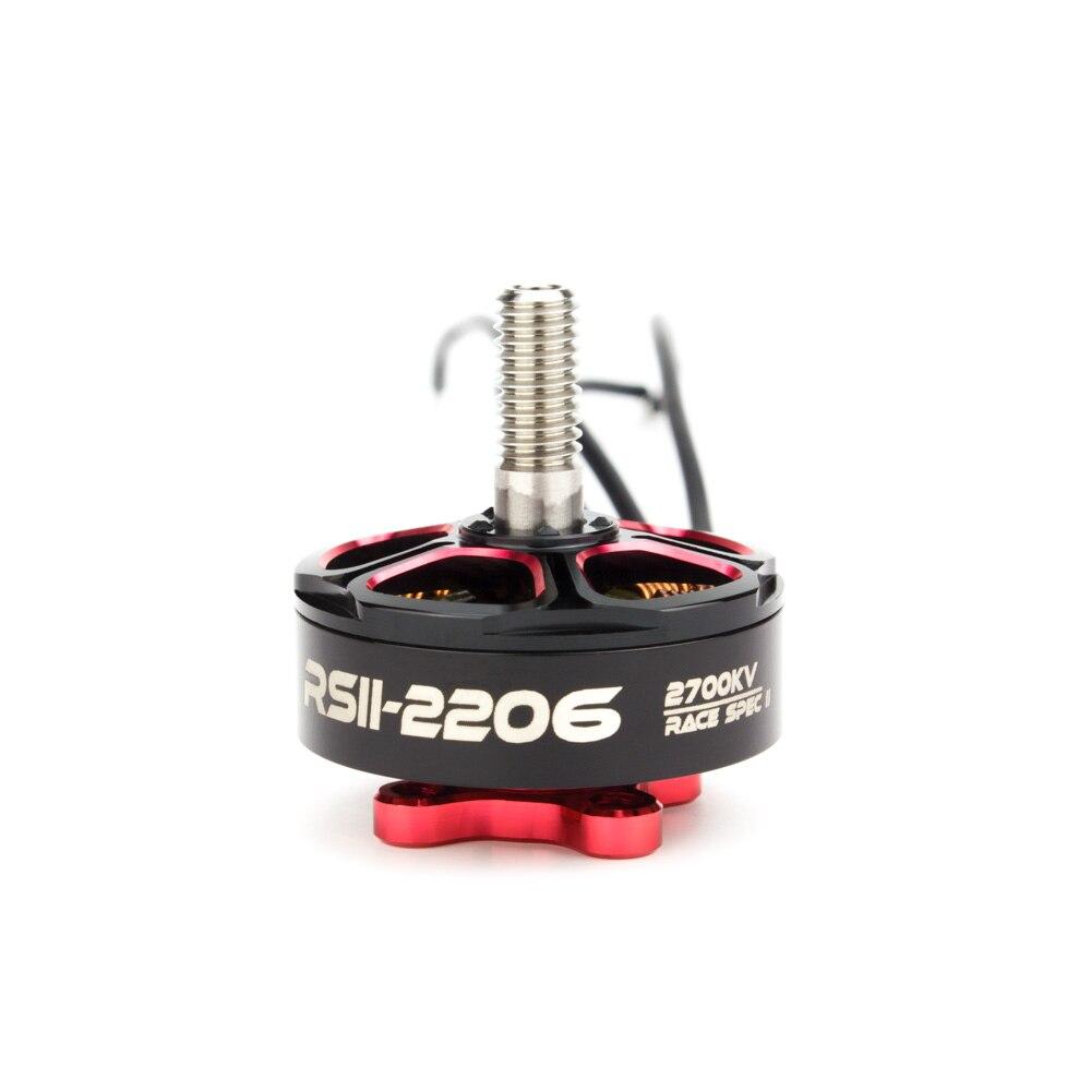 4 set/partij EMAX RSII 2206 1700KV 1900KV 2300KV 2700KV Motor CW CCW voor FPV RACER Quadcopter Kvadrokopter RC Drone Vliegtuigen-in Onderdelen & accessoires van Speelgoed & Hobbies op  Groep 3