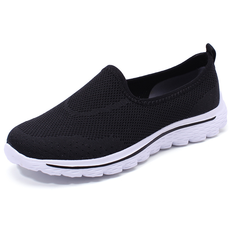 LEMAI Summer women shoes women Breathable Mesh sneakers shoes ballet flats ladies slip on flats loafers shoes Plus size 40LEMAI Summer women shoes women Breathable Mesh sneakers shoes ballet flats ladies slip on flats loafers shoes Plus size 40