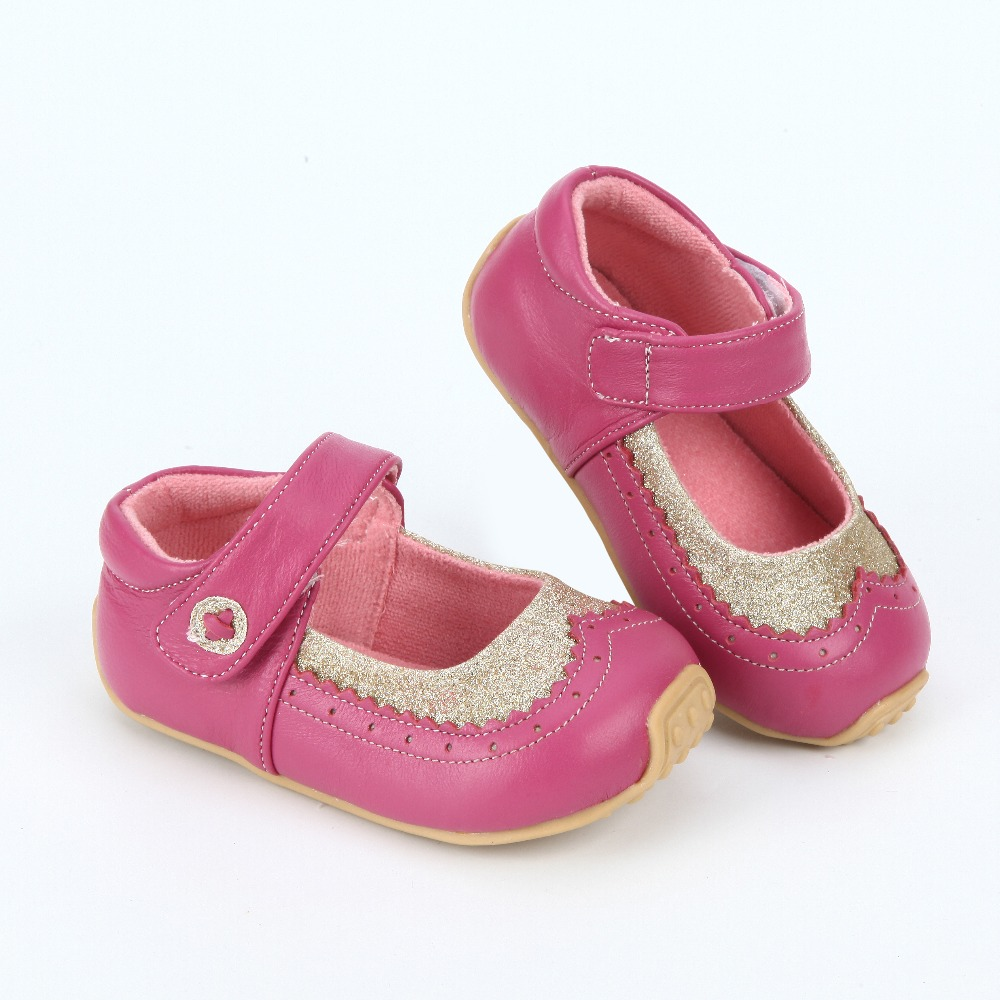 TipsieToes Girls Shoes New Spring Autumn Brand Children Leather ShoesFlat Princess Dancing For Baby Designer Kids Nmd Sneakers