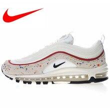 cheap for discount 6e012 a47ba Nouveau Haute Qualité Nike Air Max 97 D éclaboussure de Peinture Femmes de  Course Chaussures