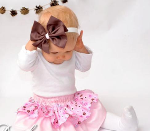 Bebé vestido de Bola Flor Recién Nacido Pp Pantskirt Pantalones de Niño Lindo Verano de Algodón Con Fregadero accesorios de Fotografía 0-2 Años envío Gratis