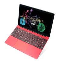 15.6 inch Ultrathin Laptop 8 GB RAM 500GB 1000GB 2000GB HDD Intel Quad Core CPU 1920X1080 P Full HD fast Run Notebook Computer