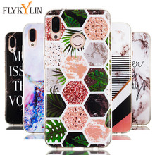 Marble Phone Cases for Huawei P20 Lite Pro Case For Huawei P10 P9 P8 Lite 2017 P9 Lite Mini Covers Coque Soft TPU Silicon Cases