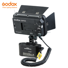 Godox LX Güç Kablosu Bağlamak için PB960/PB820S Flaş Güç Paketi ve Godox LED Video Işık & Speedlite