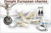 dangle european charms