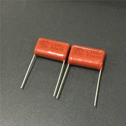 10 шт CBB 185 250 V 185J CL21 1,8 мкФ 1800nF P20 из метализированной полипропиленовой пленки конденсатор
