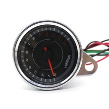 Cs-299a1 Instrument Odometer Oil Gauge Modification Motorcycle Tachometer Modification Dashboard Auto Parts