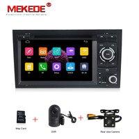 Capacitive screen Car DVD for Audi A4 B6 B7 S4 2002 2003 2004 2005 2006 2007 2008 car radio gps navigation stereo headunit