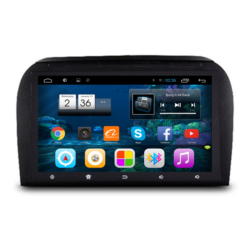 9 Quad Core Android 6.0 Car Stereo Audio Head Unit Autoradio Headunit for Mercedes Benz S Class W220 S280 S320 S430 S500 S55